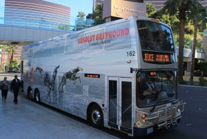 ABSOLUT Greyhound double decker 2